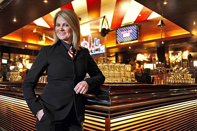 My interview with Karen Forrester of TGI Fridays