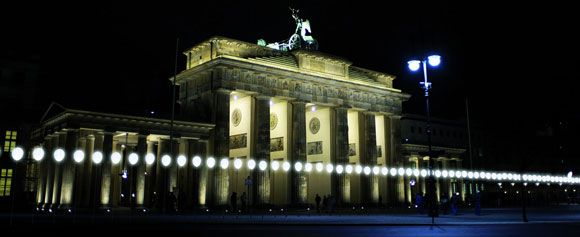 Back in Berlin after 27 years – an emotional jump forward in time