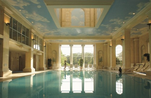 A night in a Chewton Glen treehouse: luxury from spa to treetop