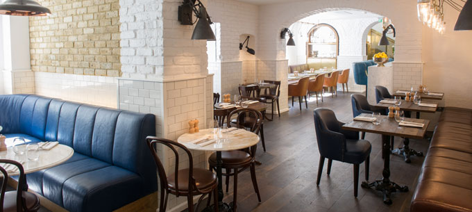 apero restaurant south kensington review