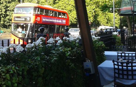 aperitivo bar london