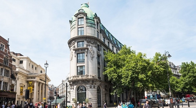 One Aldwych hotel London: a Lion King-sized bite of luxury in a West End hotel