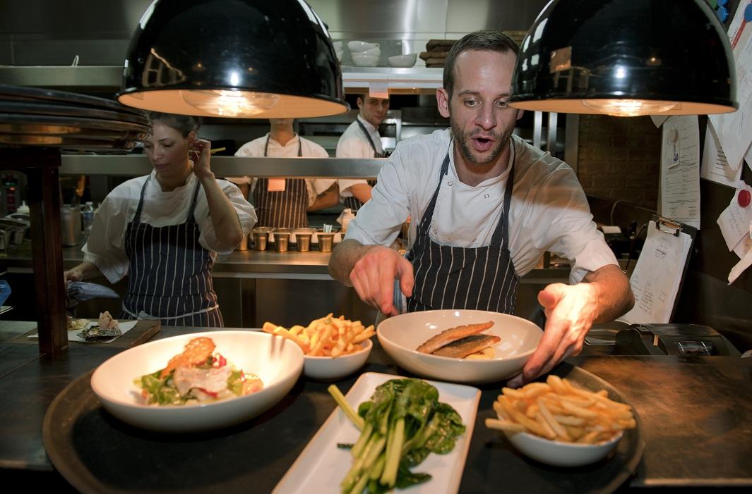 Four to Eight Italian restaurant Covent Garden