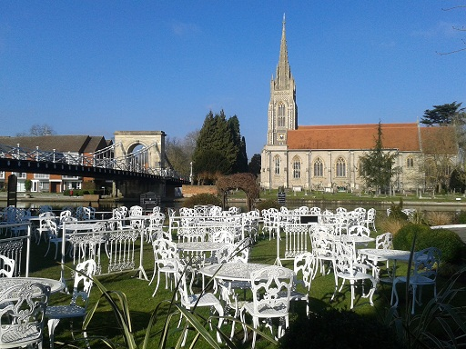 The Compleat Angler Marlow