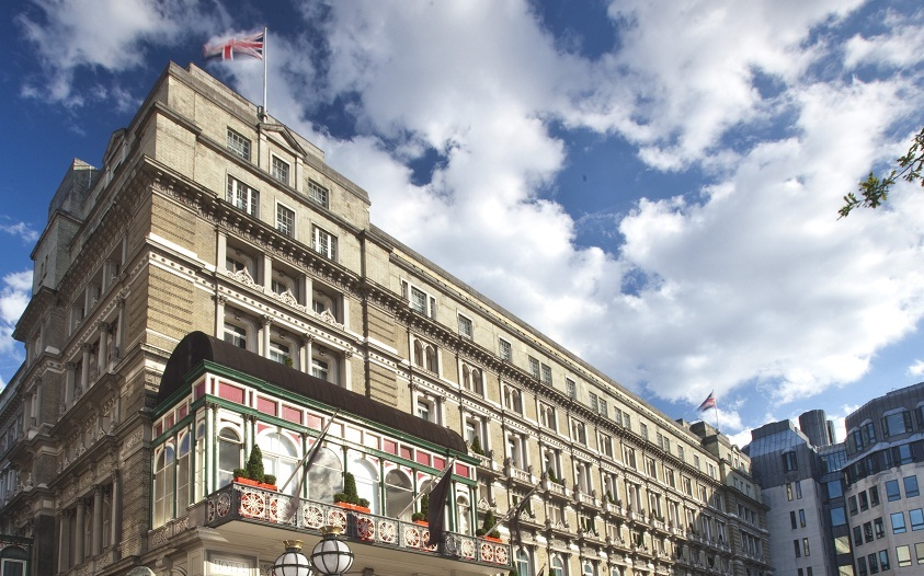 Amba Hotel Charing Cross: possibly the most central hotel in London