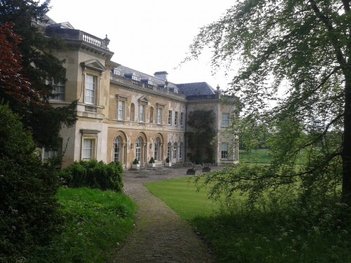 Hartwell House Aylesbury, Bucks: a hotel with the Downton Abbey factor