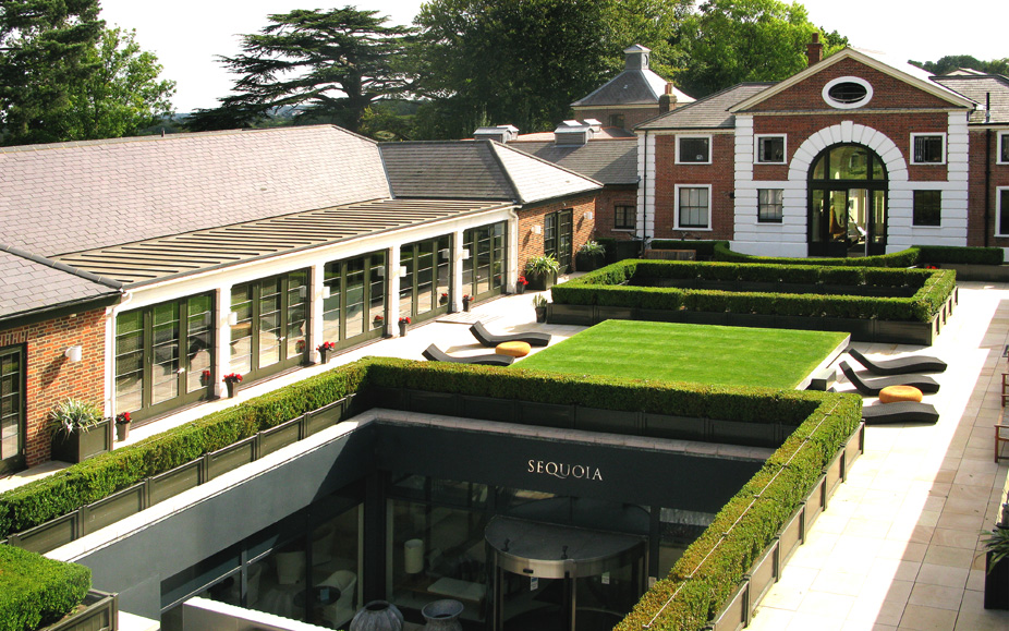 The Grove Hotel near Watford: luxury country living at its finest