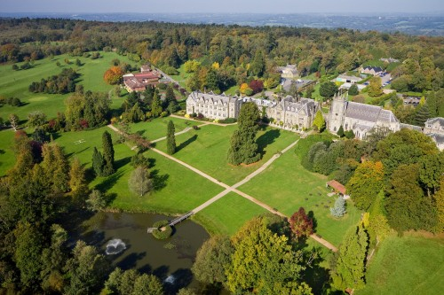 Ashdown Park hotel East Sussex: luxury hotel in beautiful grounds