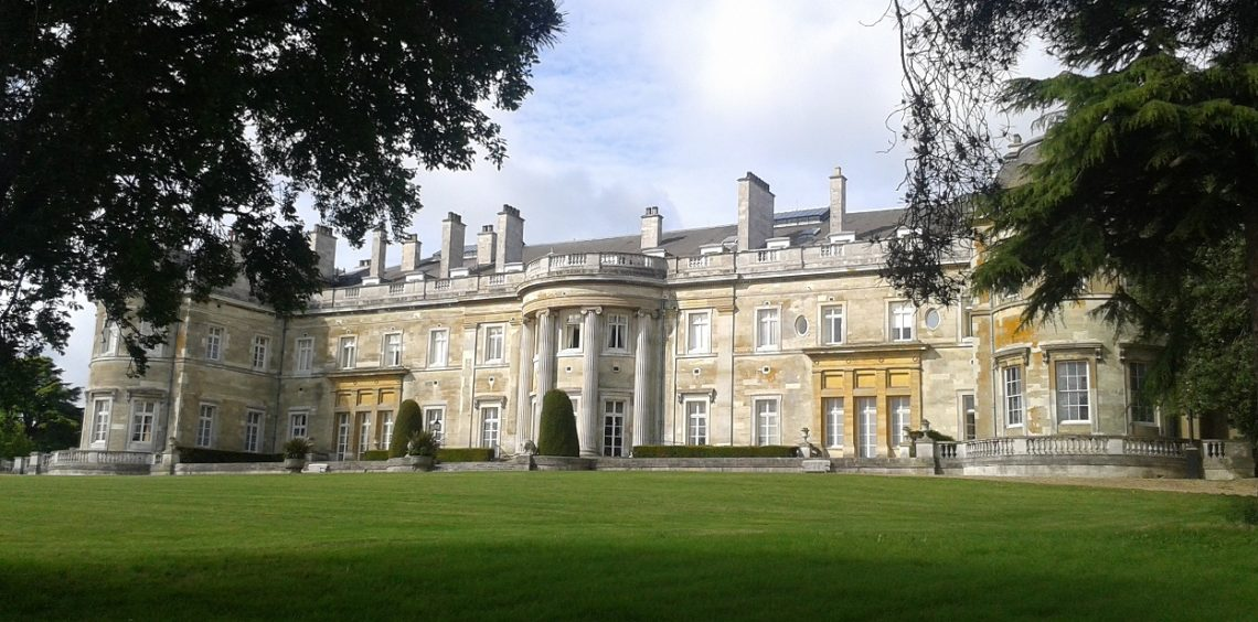 Luton Hoo hotel: a classic country house (with Hollywood glamour)