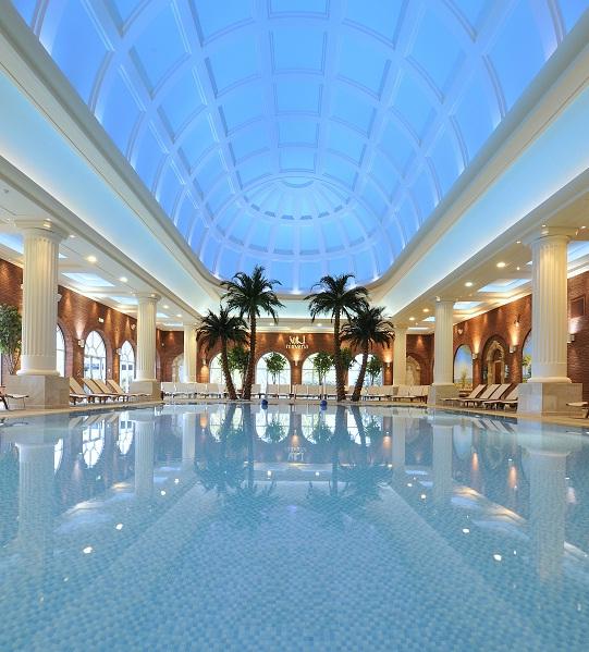 Nirvana spa day Roman pool