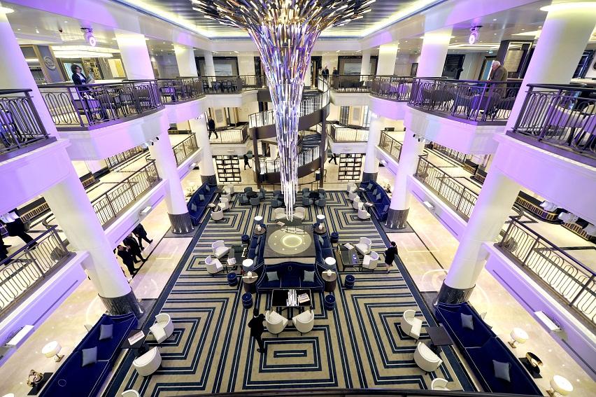britannia cruise ship reviews