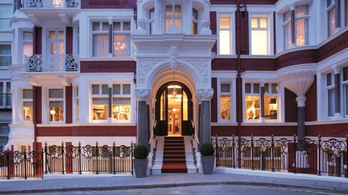 A stay at St James's hotel London: Mayfair luxury with a Michelin star