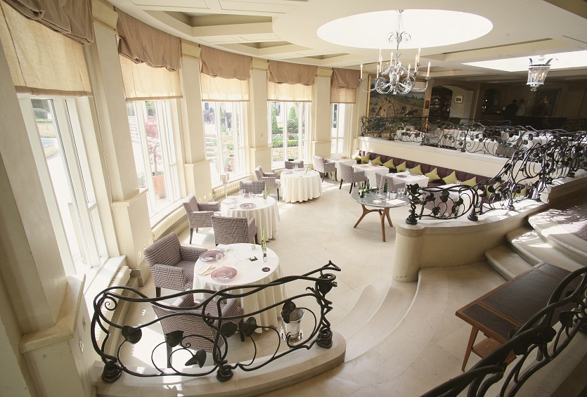 14 wines at dinner and a relaxing spa: a memorable stay at The Vineyard hotel Newbury
