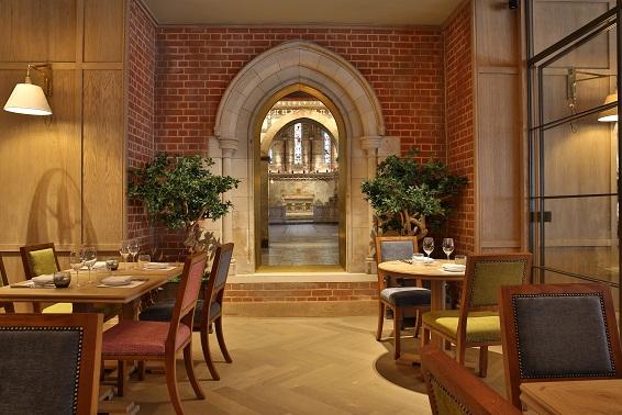 Percy & Founders restaurant Goodge Street