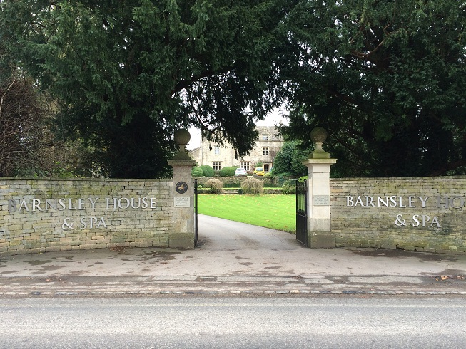 Barnsley House hotel and spa – a wonderfully cosy Cotswolds hideaway