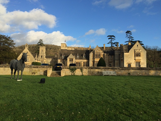 Ellenborough Park hotel and spa: the perfect place for a day at the races