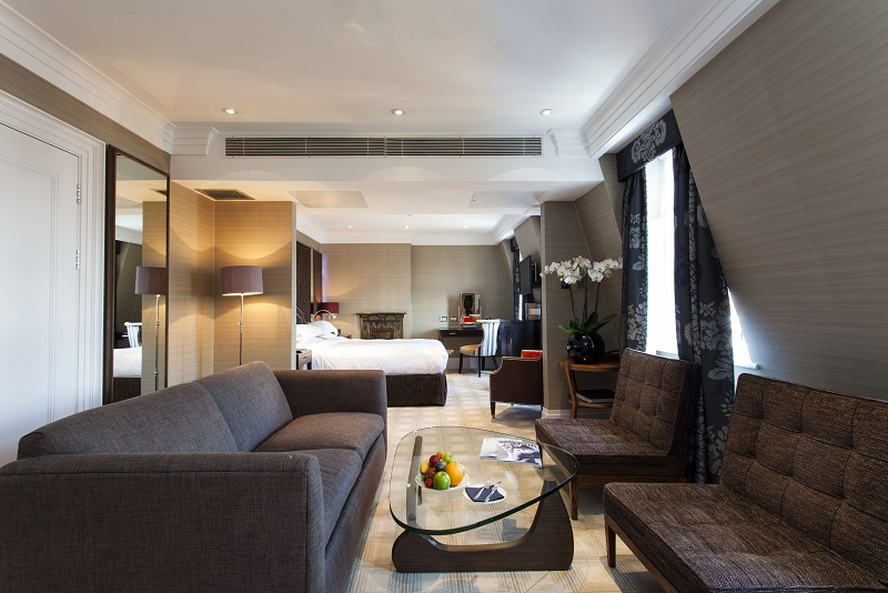 The Capital Townhouse Knightsbridge luxury hotel near Harrods
