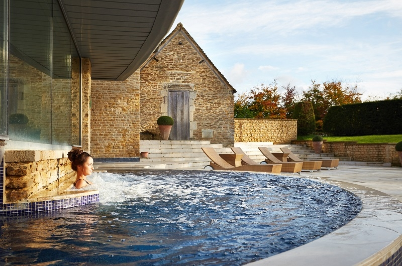 hotels with swimming pools whatley manor
