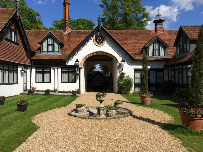 Danesfield House review