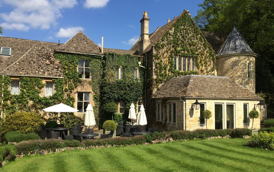 Quintessential Cotswolds retreat at the Lords of the Manor hotel