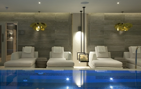 best hotels spas