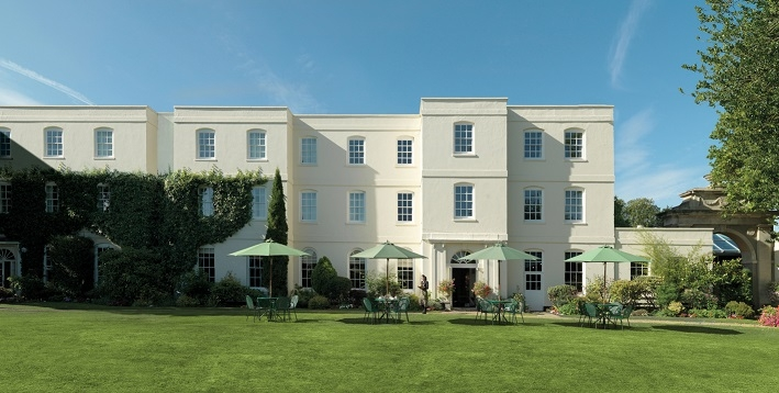 Sopwell House hotel – a stay in my very own VIP courtyard