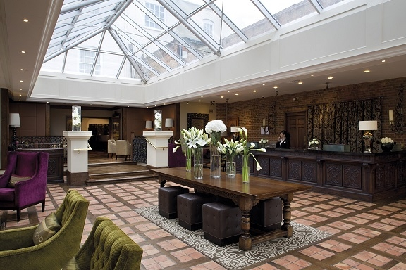 luxury hotel Sopwell House