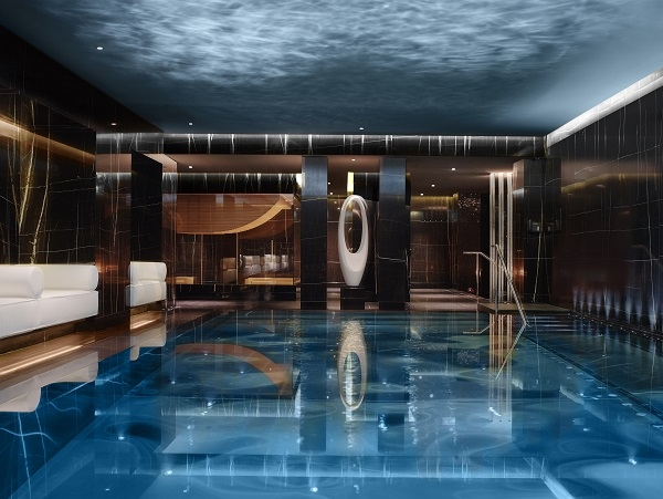 spa break at the Corinthia hotels London