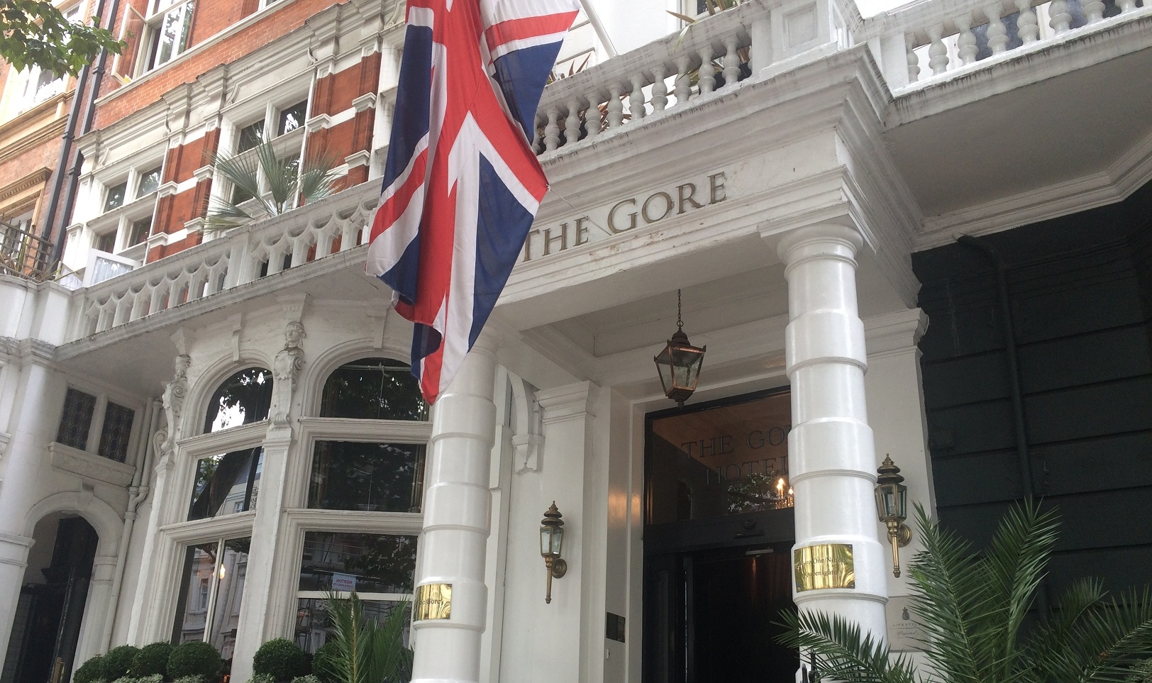 The Gore Hotel History Luxury And Some Rock And Roll