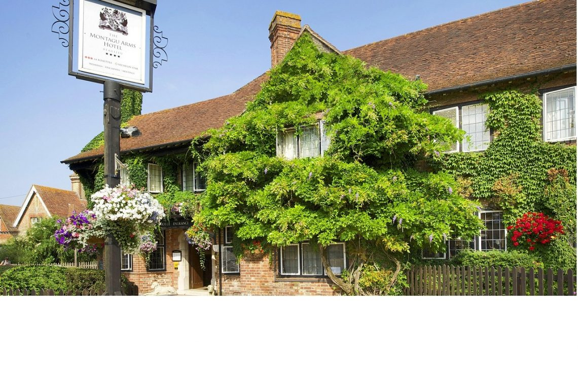 The Montagu Arms, Beaulieu: a New Forest feast