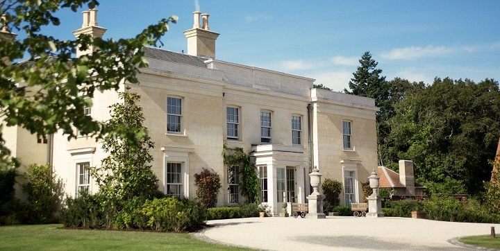 A deeply relaxing day at Lime Wood hotel spa in the New Forest