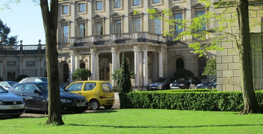 In defence (and memory) of little yellow photobombing cars