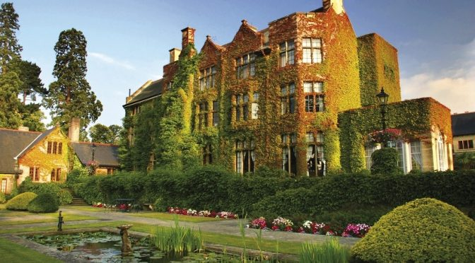 pennyhill park luxury hotel
