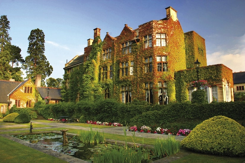 Pennyhill Park – a luxury hotel fit for the England rugby team