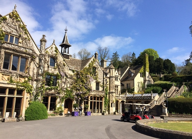 the manor house castle combe