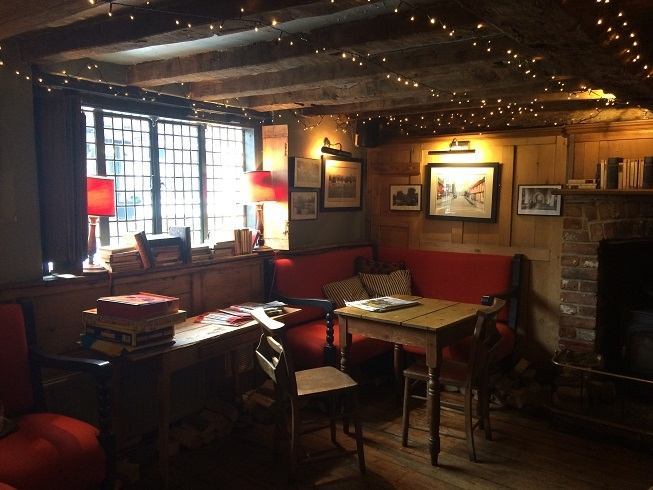 bel and the dragon cookham review