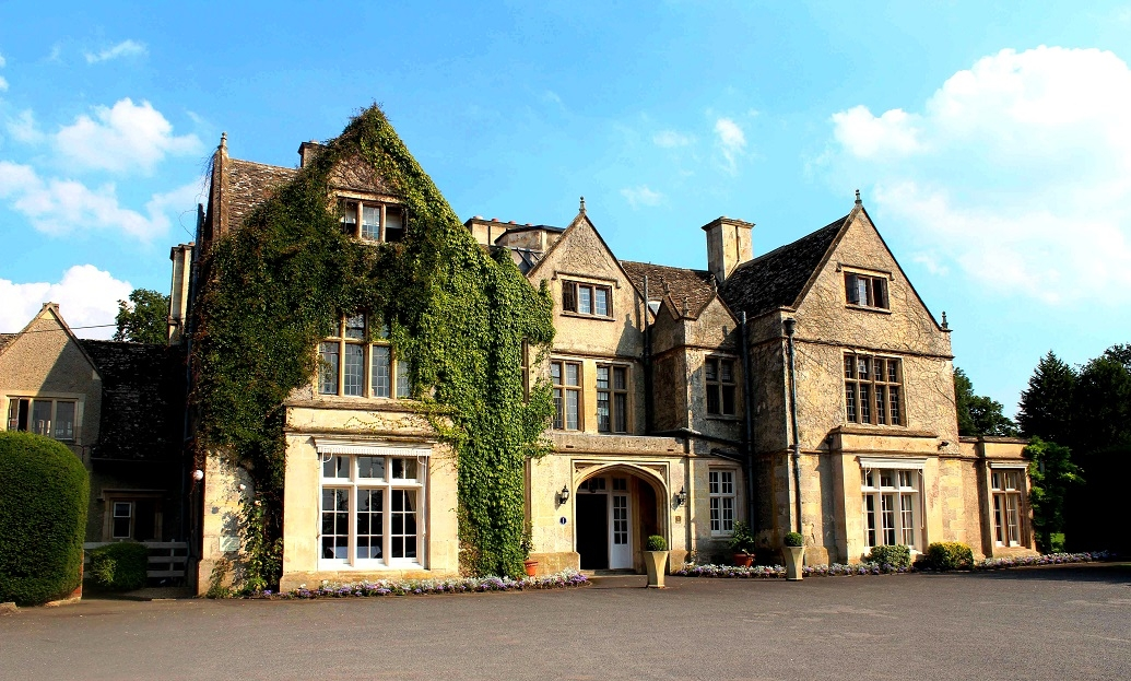 Greenway hotel and spa, Cheltenham: a luxury hotel with the fizz factor