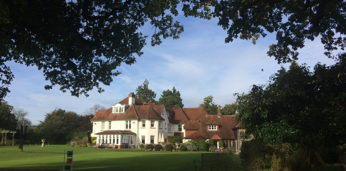 Park House hotel: a West Sussex spa secret (but not for much longer)