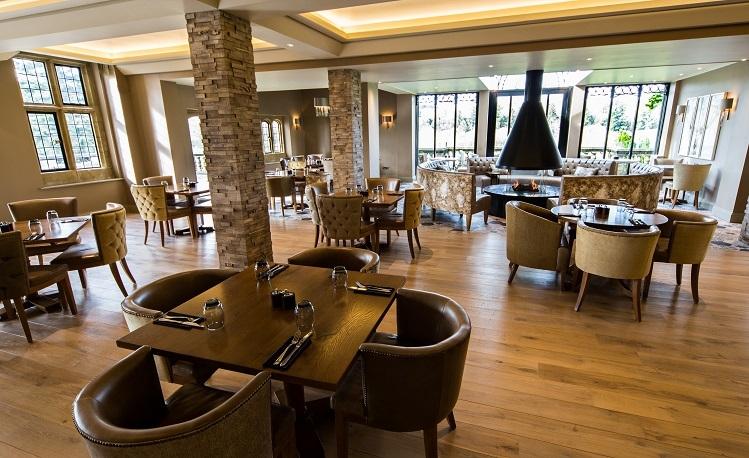 Bovey Castle hotel restaurant