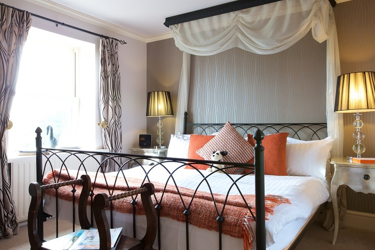 Stanwell House hotel, Lymington: a New Forest welcome