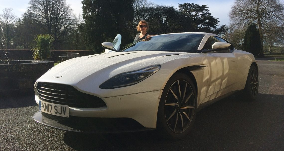What's it like to drive a £150,000 Aston Martin DB11?