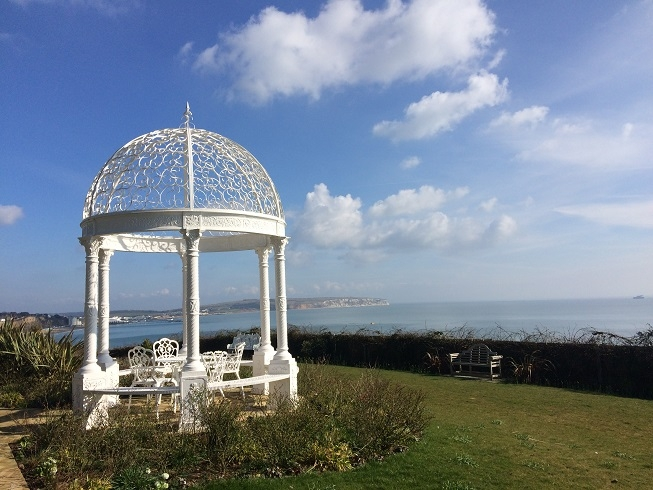 Isle of Wight bed and breakfast Shanklins