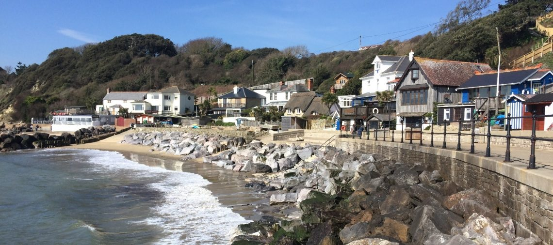 A memorable 48 hours on the Isle of Wight including blue cheese, garlic beer, beautiful beaches and charming B&Bs