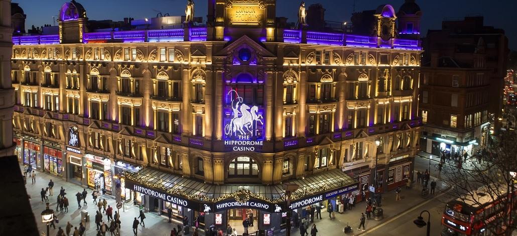 A timely jackpot at the Hippodrome casino London