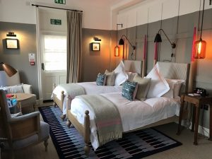 Bedroom at The Swan, Southwold
