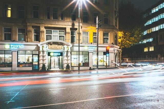 Point A hotel Kings Cross