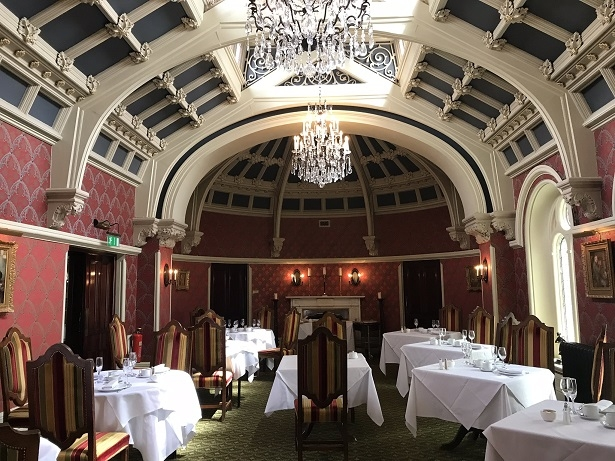 Wordsworth restaurant