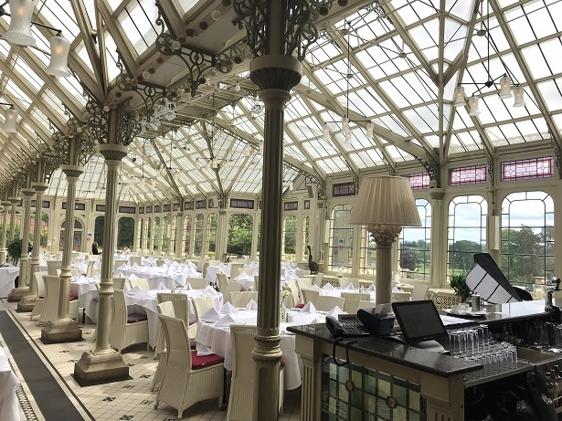 Orangery at Kilworth House hotel