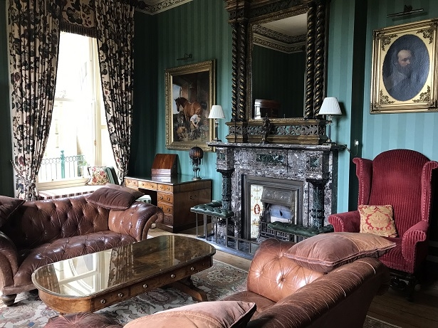 lounge at Kilworth House hotel