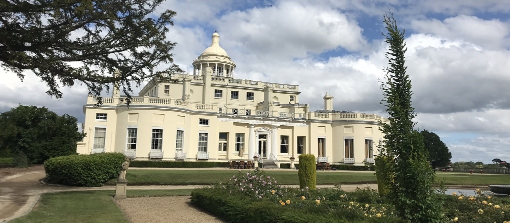 Bond, Bridget and me: my stay at Stoke Park luxury hotel